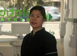 Dr Tina So, Dentist