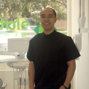 Dr Tim Wenas, Dentist