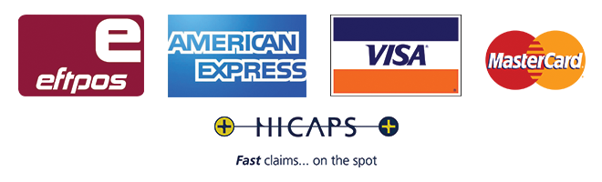 Elation Dental HICAPs Visa Mastercard Amex