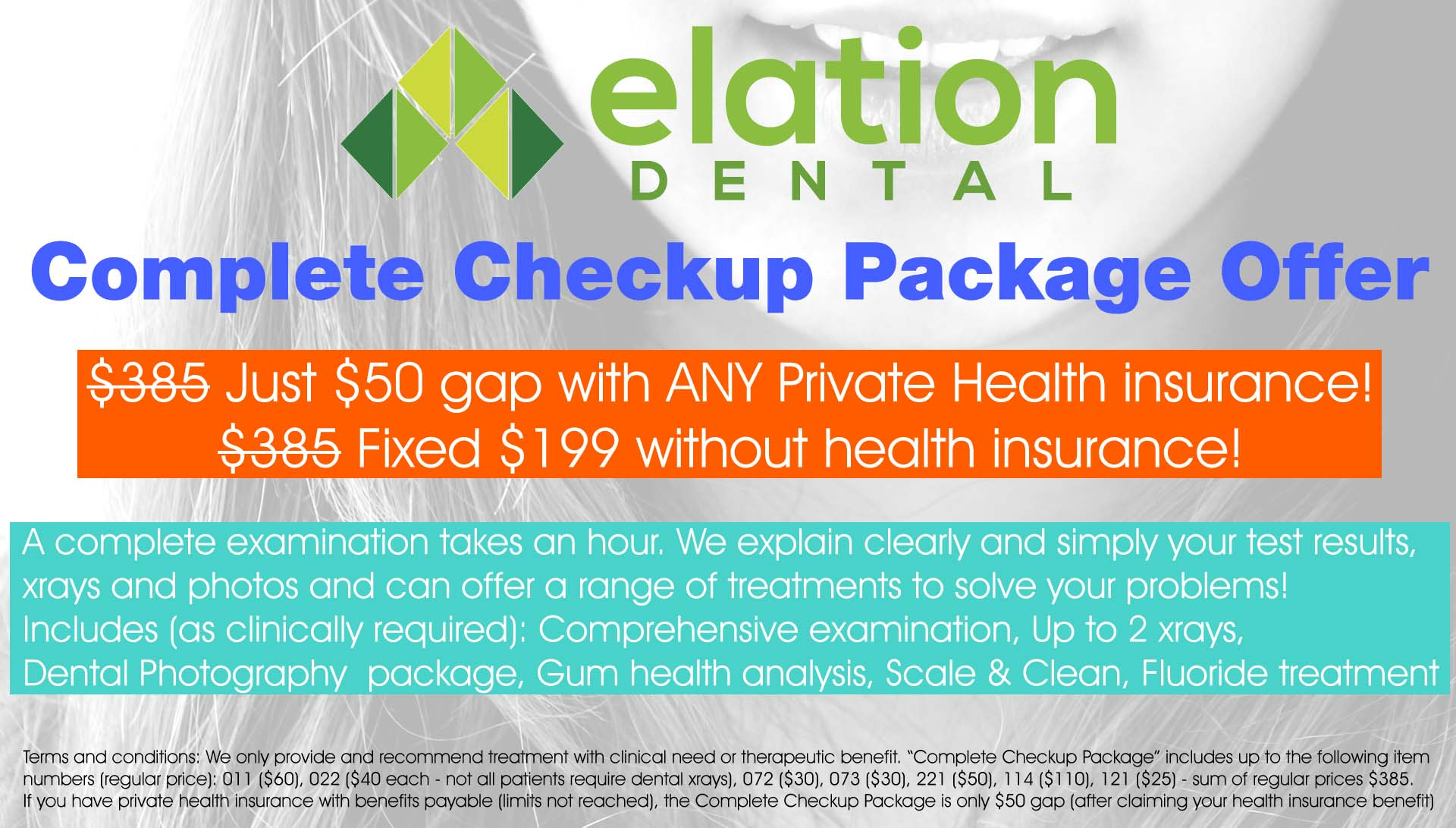 Complete Dental Checkup Package