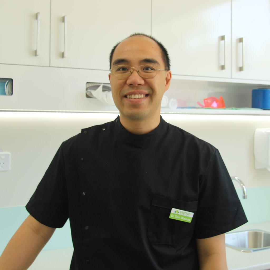 Dr Tim Wenas