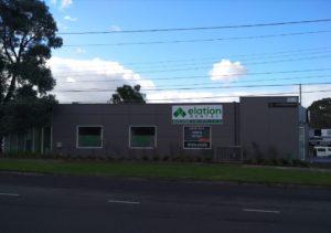 Large Elation Dental Sign, Croydon South