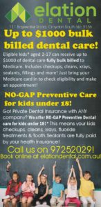Childrens Dental Kids offers