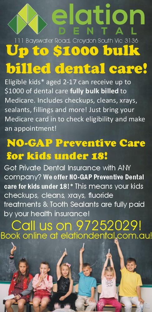 Childrens Dental Kids offers
